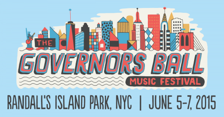 Бьорк на Governors Ball